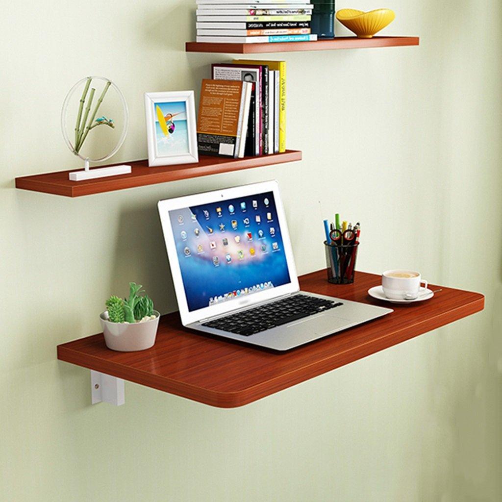ラーニングテーブルダイニングテーブル壁掛けテーブルペイント折り畳み式コンピュータデスク壁掛けラップトップデスクサイズオプション ( サイズ さいず : 80*50cm ) B07B75VG1W 80*50cm 80*50cm