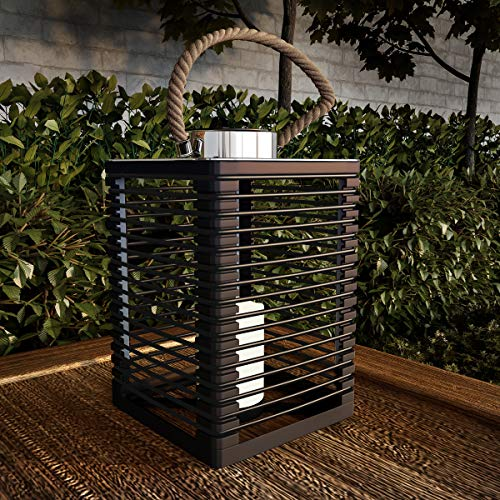 Outdoor Rope Light Lantern in US - 8