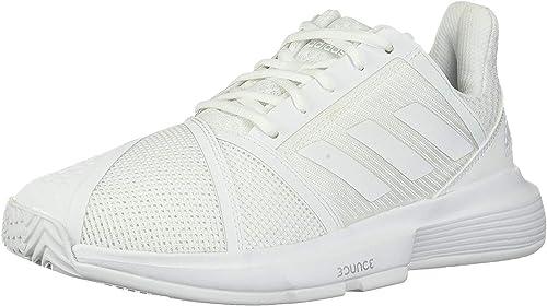 adidas Women's Courtjam Bounce Tennis Shoe: Amazon.co.uk