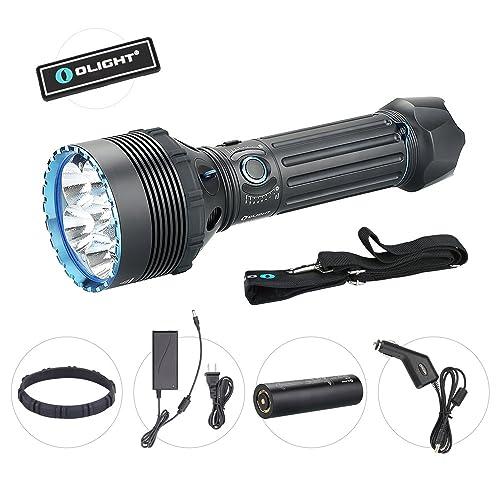 OLIGHT X9R Marauder 25000 Lumen Rechargeable Flashlight