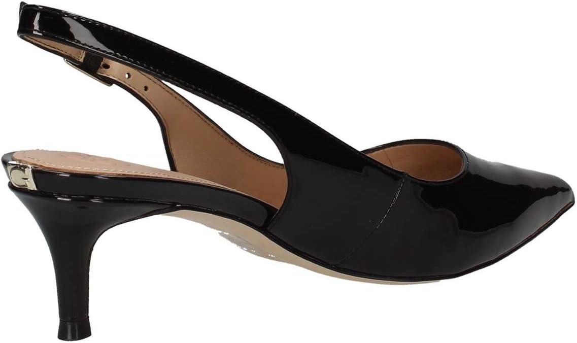 Guess Footwear Dress Sling Back, gesloten punt, voor dames Wit