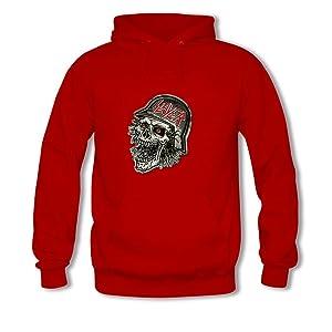 Slayer Black Eagle Sukll For men Printed Sweatshirt Pullover Hoody