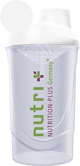 Nano-Shaker 600ml (transparente) - extra grande - ideal para ...