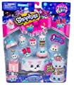 Shopkins Join the Party Theme Pack - Wedding Party Collection by Moose Toys
