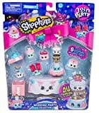 Shopkins Join the Party Theme Pack - Wedding Party Collection
