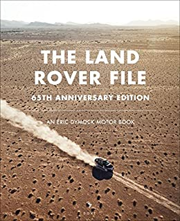 Amazon the land rover file 65th anniversary edition an eric the land rover file 65th anniversary edition an eric dymock motor book by fandeluxe Gallery