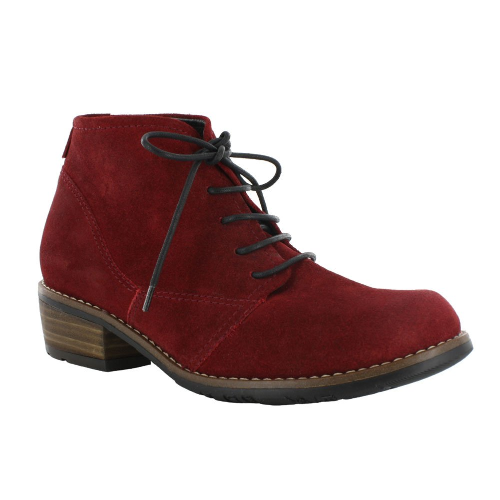 Wolky Comfort Jewel B00WGVCWAC 39 M EU|Oxblood Greased Suede