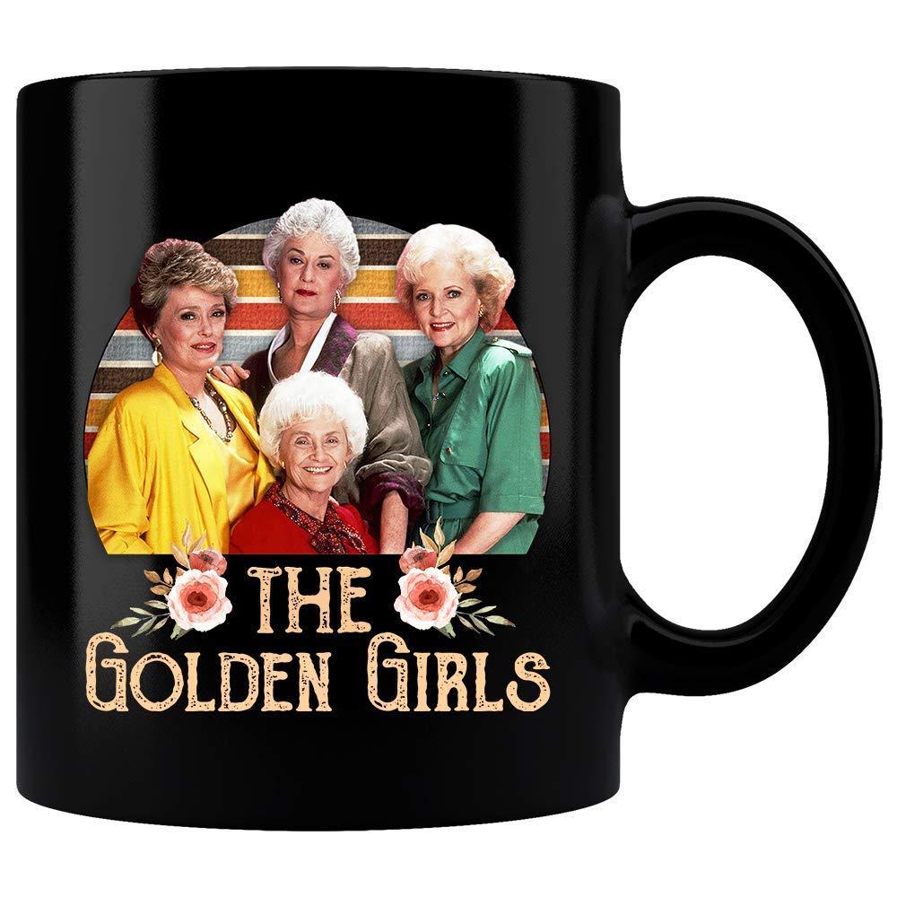Best Friends Inspired Coffee Mug Gift Golden Girls Gift The Golden Girls Vintage Mug Golden Girls Mug