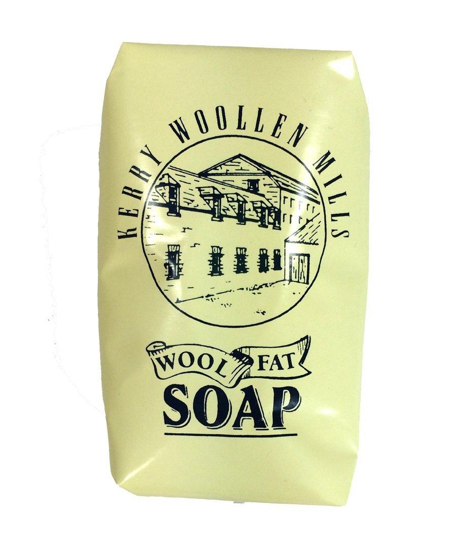 Wool Fat Moisturizing Bar Soap Lanolin From Ireland 150g Kerry Woollen Mills