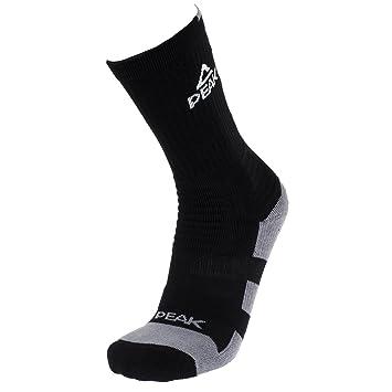 Peak - Pro Socks Negro Basket - Calcetines de Baloncesto: Amazon.es: Deportes y aire libre