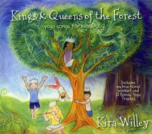 Kings & Queens of the Forest: Yoga Songs for Kids Vol. 2 -