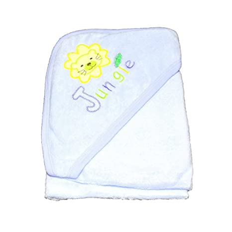 ac4a0591e9 Buy KiddosCare Present Infant Cotton Towel for New Born (Blue) Online at  Low Prices in India - Amazon.in
