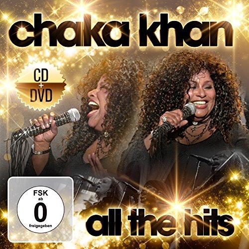 All The Hits. CD+DVD (Best Of Chaka Khan)
