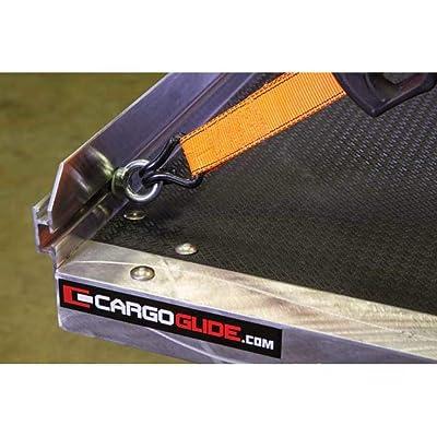 CargoGlide CGCTTD-4 Sliding Tie Down Eyebolt Attachment: Automotive