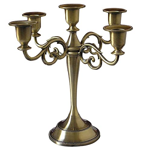 Antique candle holders amazon