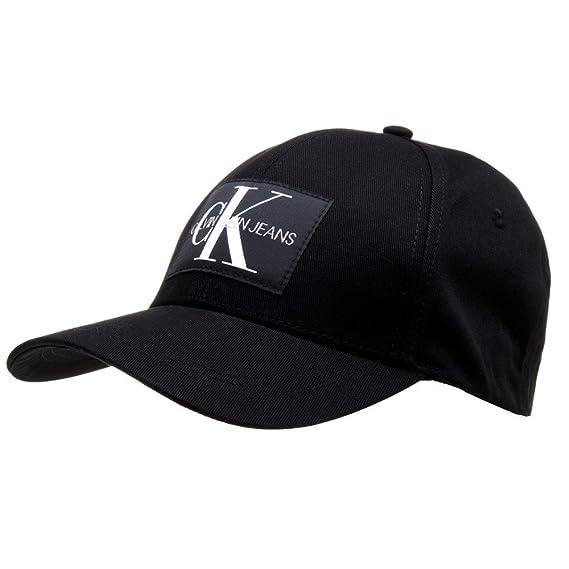 calvin klein monogram logo baseball cap info for 6254e 492d1 ... c7a5a0fb5418