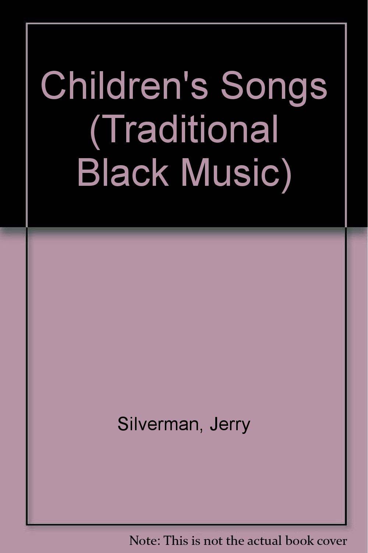 Amazoncom Childrens Songs Traditional Black Music