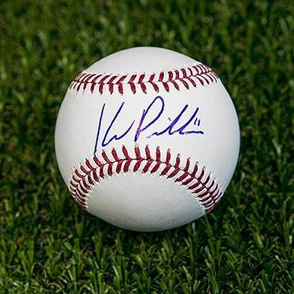 low priced 7b1e9 66453 Kevin Pillar Autographed MLB Official Major League Baseball ...