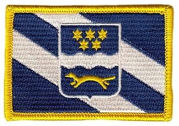 Flaggen Aufn/äher Patch FDJ Fahne Flagge
