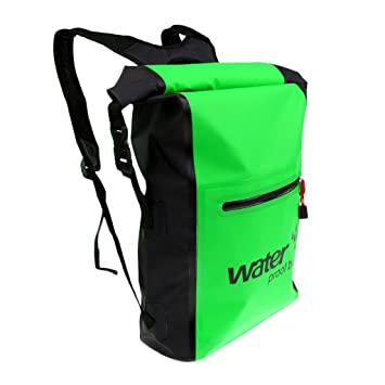 Image Unavailable. Baosity 25L Waterproof Dry Bag Backpack Floating  Kayaking Canoe Camping Swimming Surfing ... e1acc5b96fe66