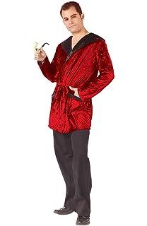 Amazon.com: Big Shot Scot adulto disfraz – Estándar: Clothing