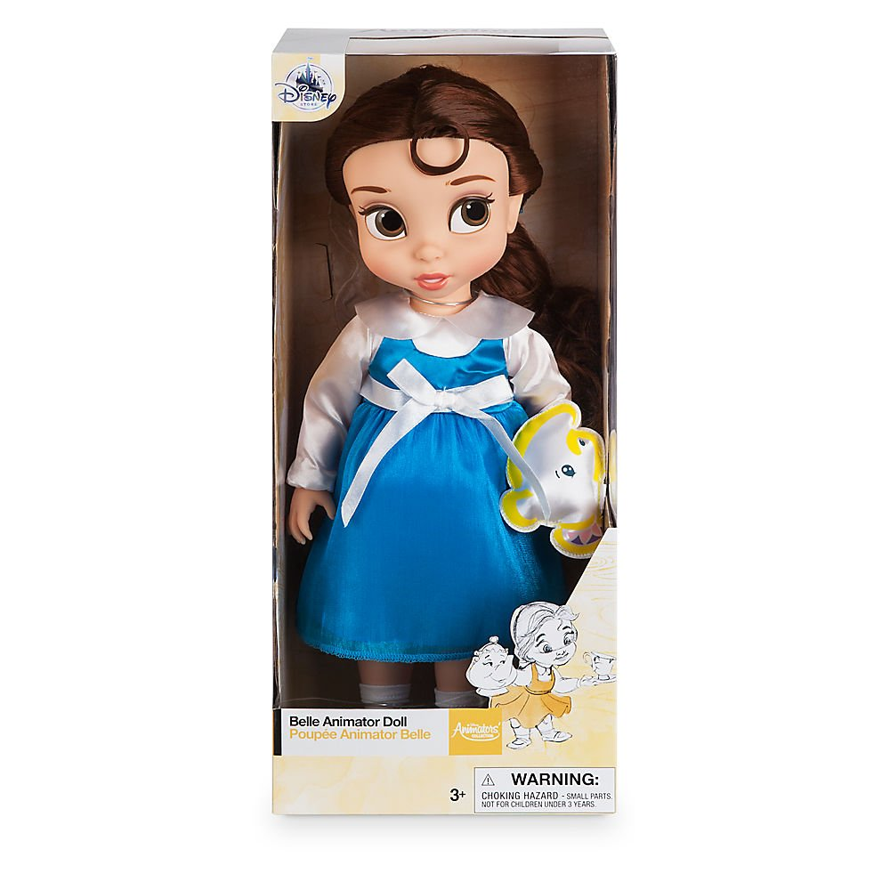 Disney Animators Collection Belle Doll 16 inch 460023900112