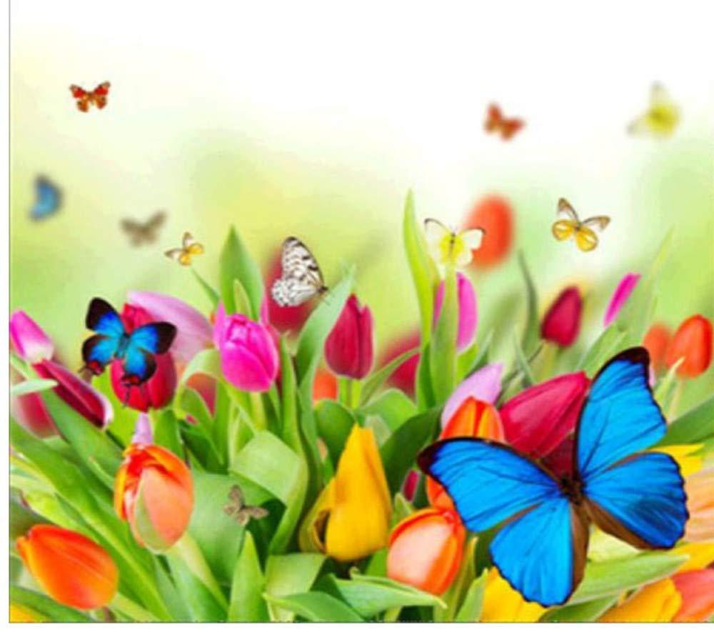 tienda de venta 60x70 cm cm cm XIGZI 5D DIY Pintura Diamante Bordado Cruzado Mariposa Mosaico decoración sin Marco  liquidación hasta el 70%