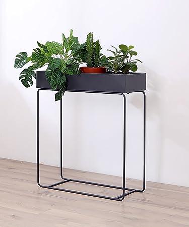 ZHANWEI Pflanzentreppe Blumenständer European Creative Iron Modern  Minimalist Blumentopf Regal Pflanze Stand Blume Rack Für Wohnzimmer