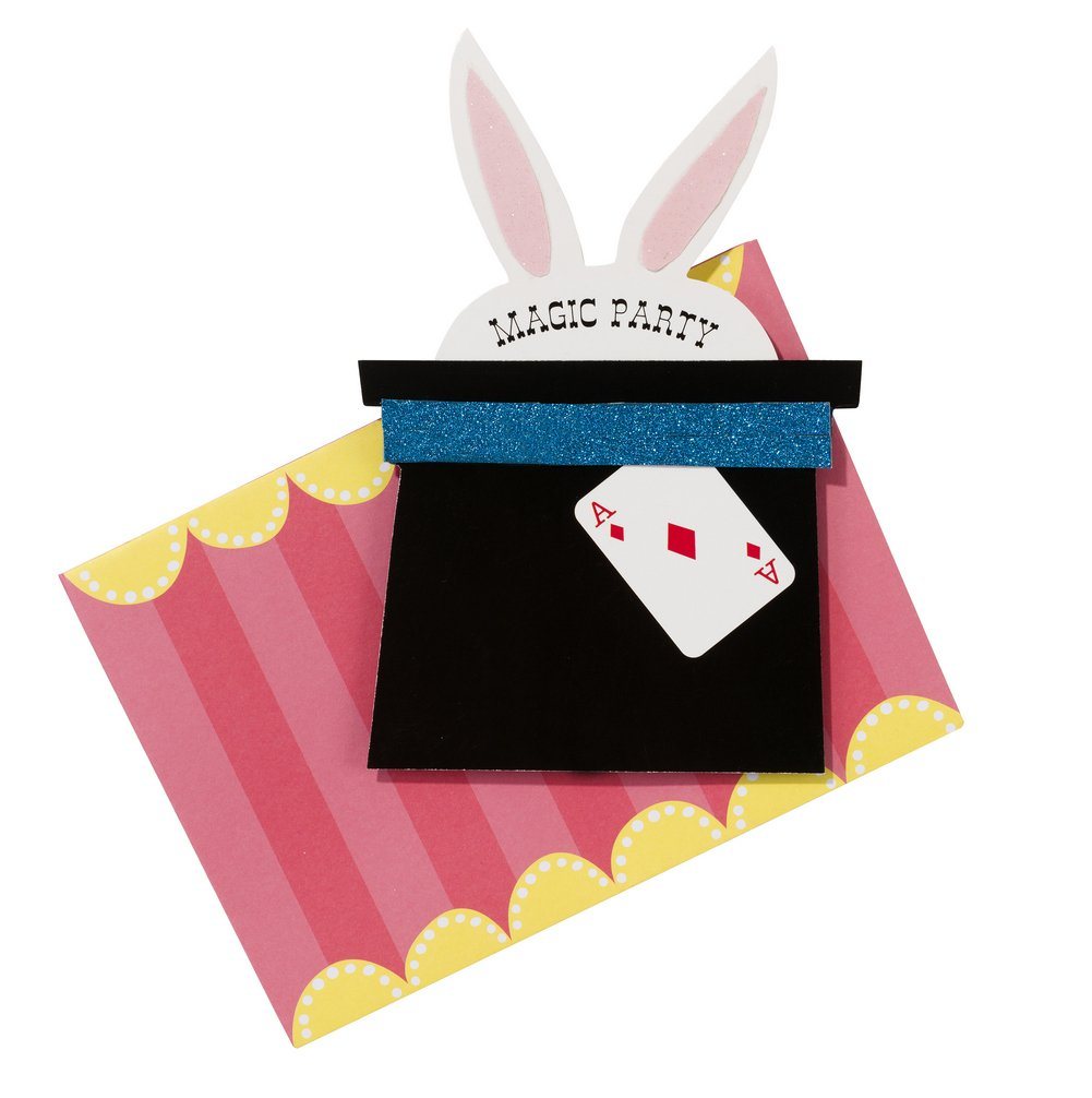 Talking Tables Magic Party Paper Party Invitations for a Birthday ...