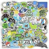 Save Earth Sticker Grappige Cartoon Vinyl Onderwijs Omgeving Voor Kid Gift Diy Laptop Koelkast Fiets Dagboek Decals…