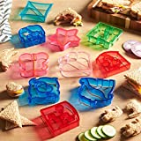 VonShef 15 Piece Sandwich and Vegetable Cutter