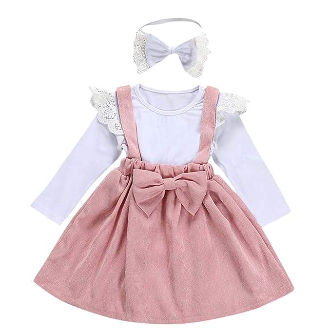 the latest 743a4 4f5ad Kobay Babykleid Weihnachten Babykleidung Mädchen Winter ...
