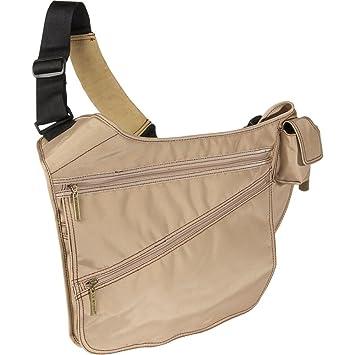 d8fd68b83e Amazon.com   Urban Sling Diaper Bag in Tan   Child Carrier Slings   Baby