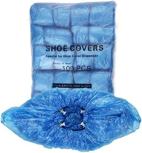 100pcs T Type Disposable Shoe Covers For Automatic Shoe Cover Machine Dispenser