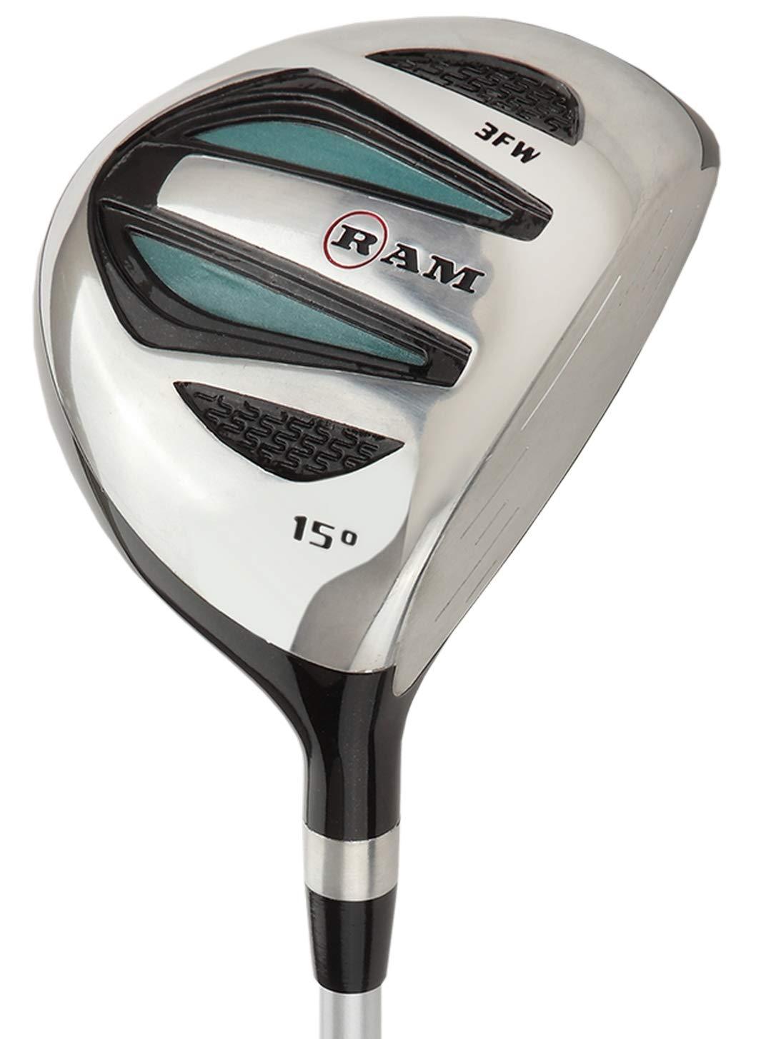 Amazon.com : RAM Golf EZ3 Ladies Petite Golf Right Hand ...