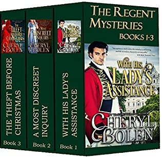 book cover of The Regent Mysteries