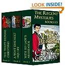 The Regent Mysteries: 3 Regency Romance Mysteries in a Box Set