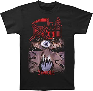 Death /'Symbolic/' T-Shirt NEW /& OFFICIAL