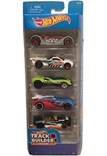 Amazon Com Hot Wheels 1 64 Car Culture 2018 Euro Speed Set Of 5