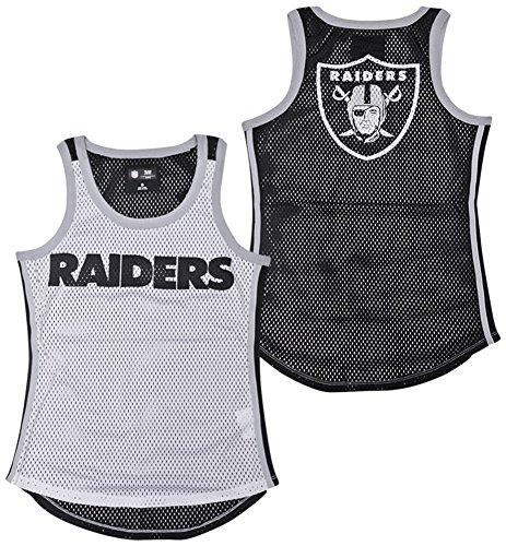 Oakland Raiders Tank - Oakland Raiders Women's Opening Day 2 Tank Top Large