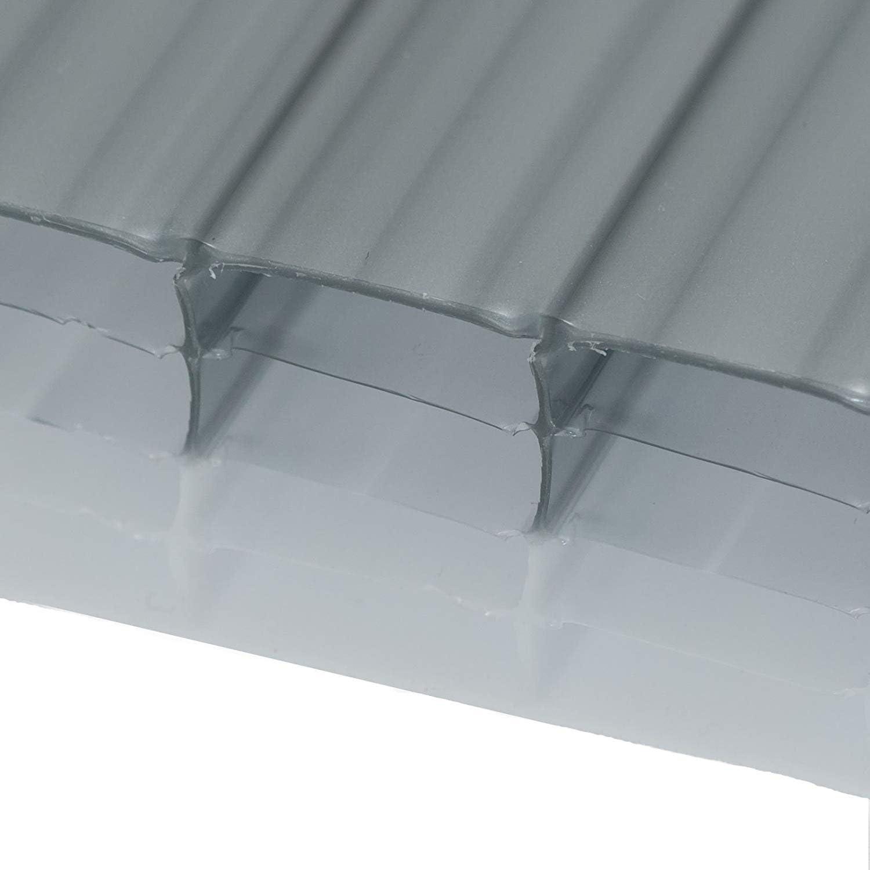 Protector de calor/ópalo, 600 m x 2 m (ancho x largo) 35 mm doble ...