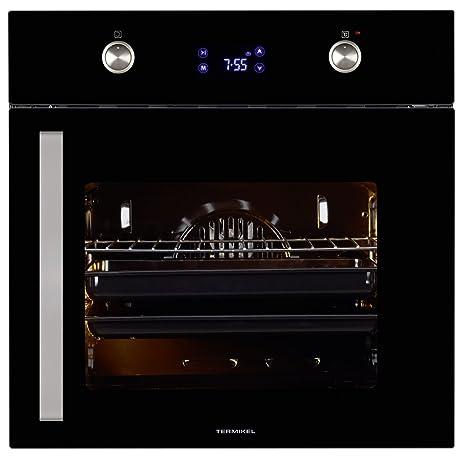 Empotrable - Horno ebi12886sr Color de diseño negro Apertura de ...