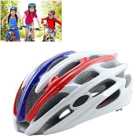KELEQI Casco De Bicicleta para Niños, Casco De Deportes Extremos ...