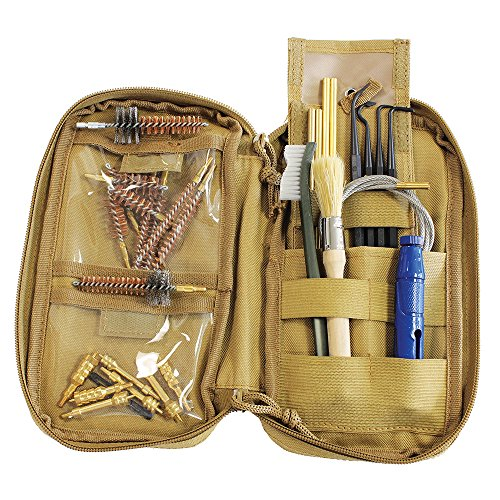 (Birchwood Casey Portable Shooting Range Cleaning Kit - Rifle & Handgun Supplies )