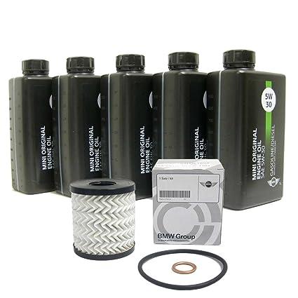 mini r56 diesel oil capacity