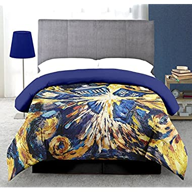 Doctor Who Pandorica Queen Size Comforter