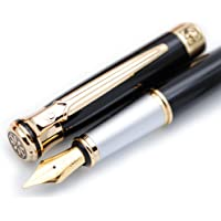 Picasso 903 Sweden Flower King Fountain Pen Original Box (Black)