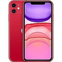 Apple iPhone 11 Akıllı Telefon, 64 GB, Kırmızı