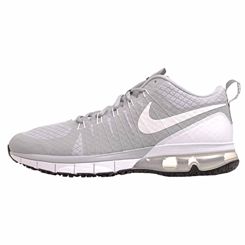 the latest a93f3 6a7d3 Nike Mens Air Max TR180 Cross Trainer (10, Wolf Grey White-Black)  Buy  Online at Low Prices in India - Amazon.in