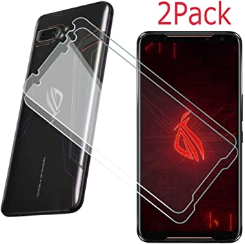 AQGG ASUS Rog Phone II/ASUS Rog Phone 2 ZS660KL Pantalla Premium ...